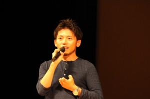 ☆登山家:栗城史多(くりきのぶかず)氏の特別講演会! 『一歩を踏み出す勇気にCHALLENGE』